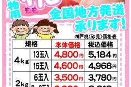 鳥取県砂見の名産 神戸の桃 全国地方発送受付中!